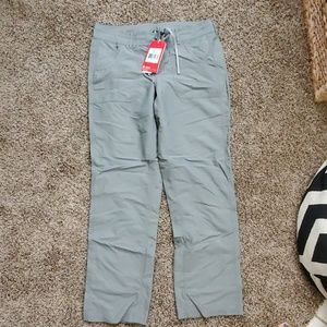 The north Face water repellent pants